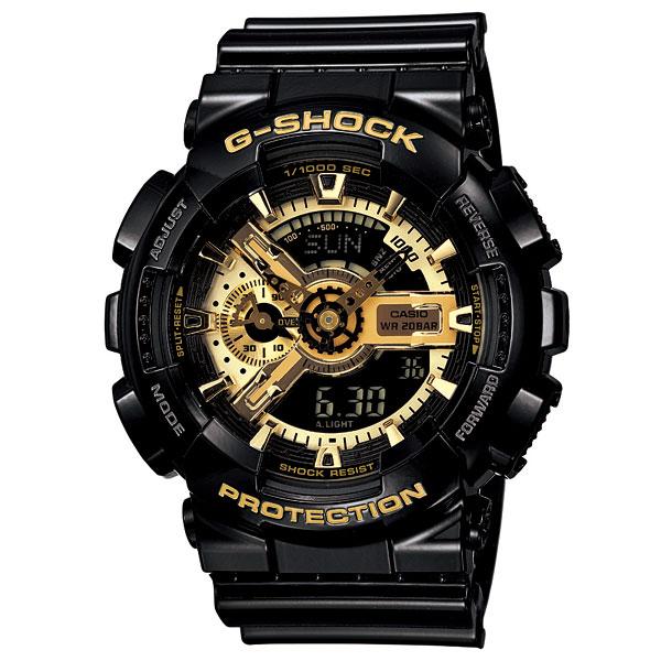 G-SHOCK 「Black×Gold Series」