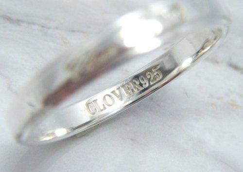 他の写真2: CLOVER Original Formula Pair Rings/Silver925 リング