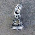 【ソカロ】 ZOCALO アイ・オブ・プロビデンス・ベル・ペンダント Eye of Providence Bell Pendant ZZPDS-0094 メンズ レディース