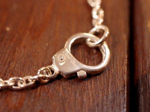 他の写真1: クローバーグラス ハンドカフス・ブレスレット 手錠ブレスレット CLOVER GLASS Handcuffs Bracelet  CGB-02 CLOVER925オリジナルブレスレット
