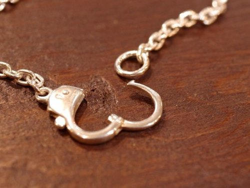 他の写真2: CLOVER GLASS Original Handcuffs Bracelet Silver925 手錠ブレスレット CGB-02