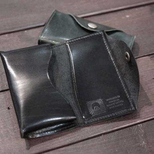 他の写真1: CLOVER925セレクト 馬革 名刺入れ 日本製 CLSLCT-L001