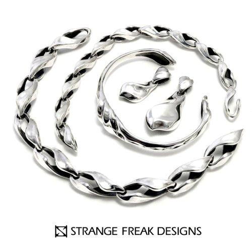 他の写真3: 【STRENG FREAKS DESINGS】 フルーレティII NブレスレットNarrow  ストレンジフリークデザインス SFD-B-027N