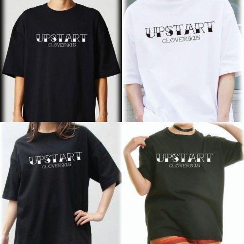 他の写真1: 【受注生産】CLOVER925オリジナル ビッグシルエットTシャツ UPSTART CLAP-202104 5/9オーダー締め切り5/下旬納品予定